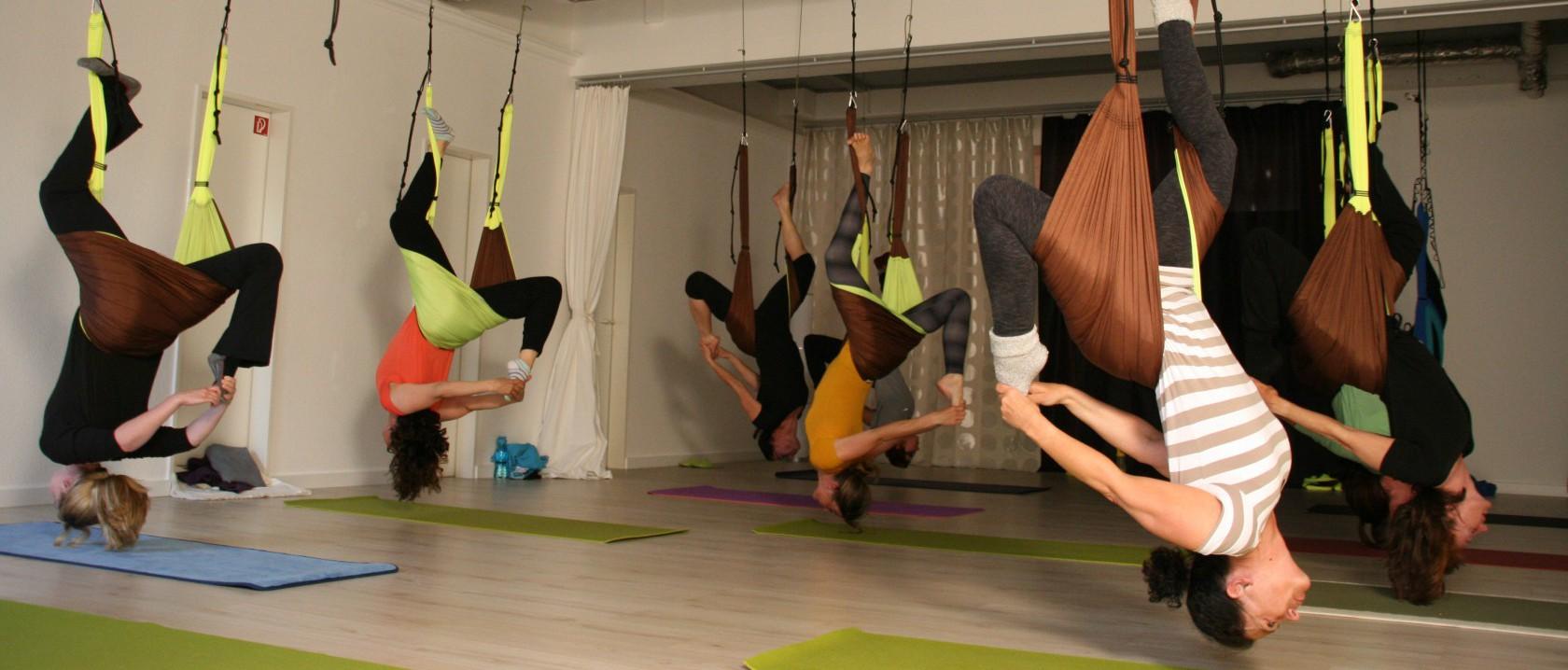Erlebe Yoga - Erlebe Dich