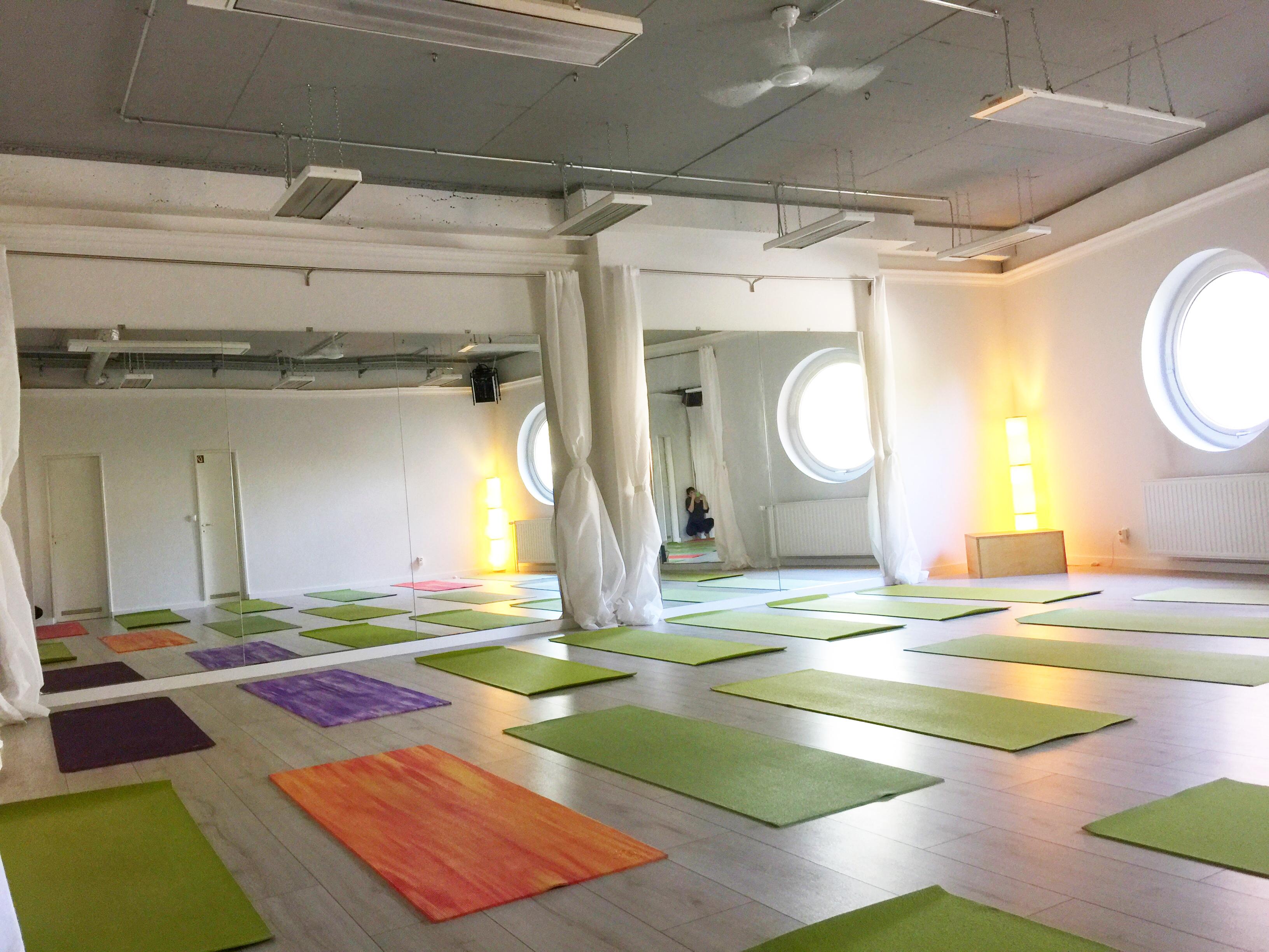 Yoga Klassen