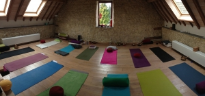 1. yoga wochenende